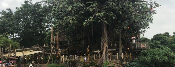 Tarzan's Treehouse is one of Chelsea'nın Beğendiği Mekanlar.