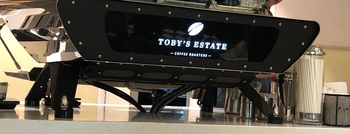 Toby's Estate Coffee Roasters is one of Philippines.