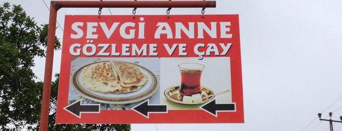 Sevgi Anne Gözleme ve Çay Bahçesi is one of 06- ANKARA.