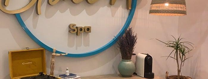 Brillante Spa is one of Self care.