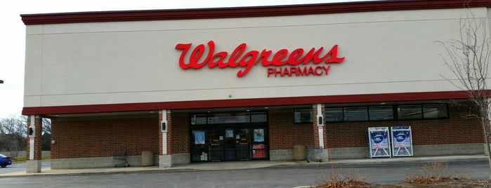 Walgreens is one of Ann'ın Beğendiği Mekanlar.