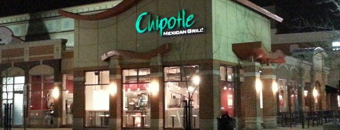 Chipotle Mexican Grill is one of Allyson'un Beğendiği Mekanlar.