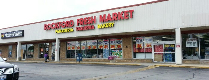 Rockford Fruit & Meat Market is one of subtitlesさんのお気に入りスポット.