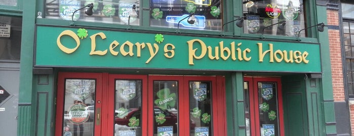 O'Leary's Public House is one of United Mileage Plus Dining Spots.