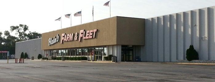 Blain's Farm & Fleet is one of Ann'ın Beğendiği Mekanlar.
