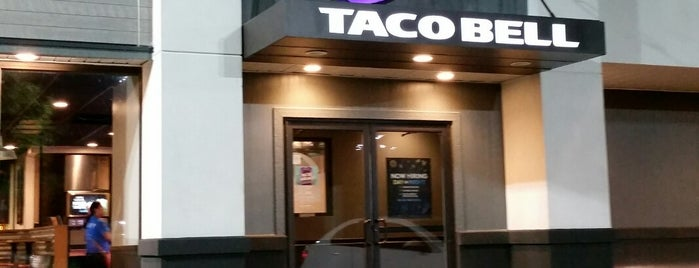 Taco Bell is one of Been To.