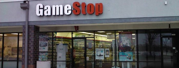 GameStop is one of Gregory 님이 저장한 장소.