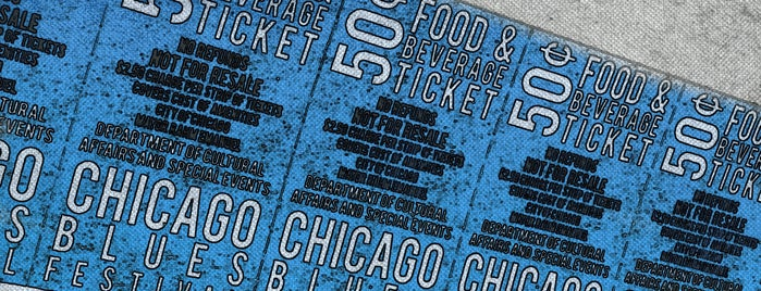 31st Annual Chicago Blues Festival is one of Orte, die Jac gefallen.