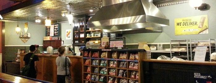 Potbelly Sandwich Shop is one of Locais salvos de Kirk.