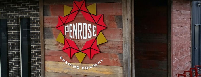 Penrose Brewing Company is one of Chicago area breweries.