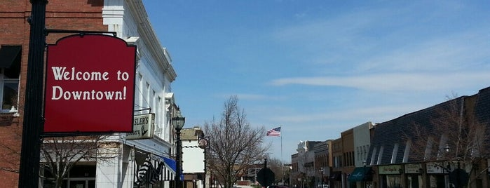 Downtown Crystal Lake is one of Been To.