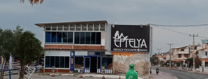 Eftelya Cafe&Bar is one of Lieux qui ont plu à Hulya.