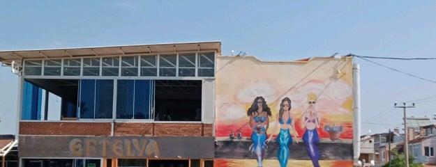 Eftelya Cafe&Bar is one of Lugares favoritos de Hulya.