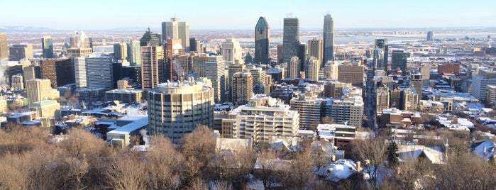 Parc du Mont-Royal is one of Montreal.