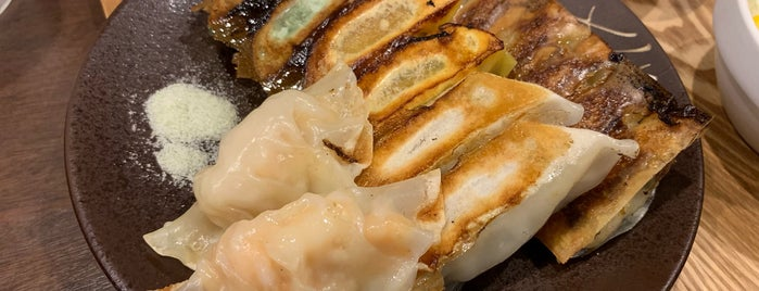 Chao Chao Gyoza is one of Japan.