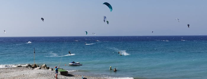 Surf @ Kite Theologos is one of Kite spots.