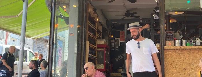 Beer Bazaar Yishkon is one of Israel.