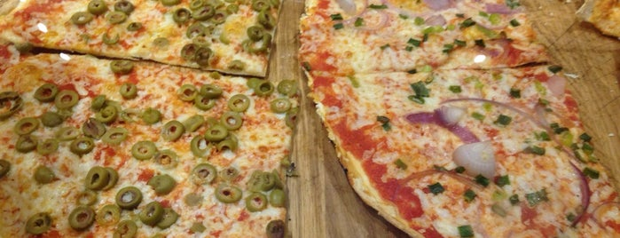 Pizza places in Tel Aviv