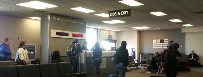 Baltimore/Washington International Thurgood Marshall Airport (BWI) is one of สนามบินนานาชาติ (1).