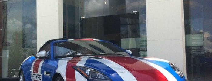 Jaguar / Land Rover is one of Dany 님이 좋아한 장소.