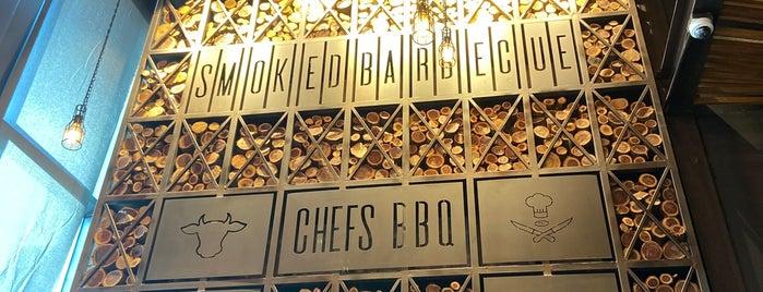 Chef's is one of Tempat yang Disimpan Noha.