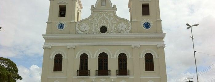 Catedral Basílica Nossa Senhora das Neves is one of Posti che sono piaciuti a Isabelle.