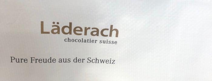 Läderach Chocolatier is one of Werk in🇨🇭.