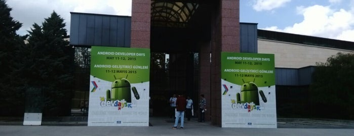 Android Developer Days 2015 is one of Lugares favoritos de Uğur.