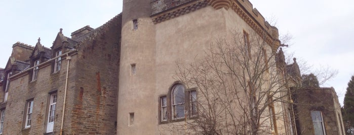 Tulloch Castle Hotel is one of Paranormal Sights.