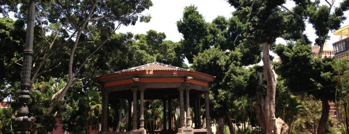 Plaza del Principe is one of Tenerife.