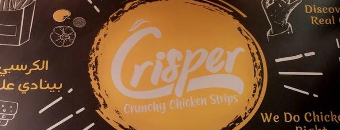 Crisper is one of Queen'in Kaydettiği Mekanlar.