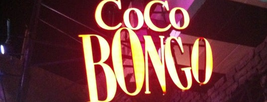 Coco Bongo is one of Cancun.