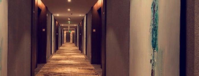 Aber Hotel is one of Riyadh.