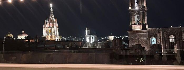 Bekeb is one of San Miguel de Allende.