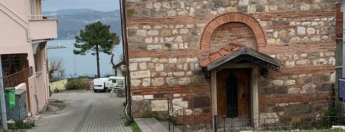 Küçük Kilise is one of Amasra.