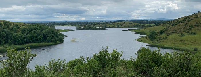 Lough Gur is one of Mark's list of Ireland.