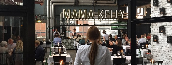 MaMa Kelly is one of Den Haag.