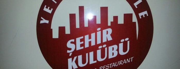 Yenimahalle Şehir Klubü is one of MEYHANELER/BALIKLOKANTALARI.