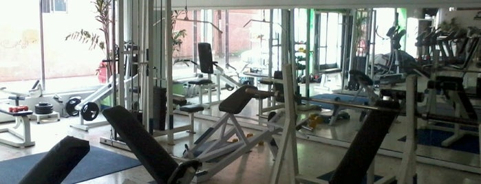 fusion Fitness is one of Ponchoさんのお気に入りスポット.
