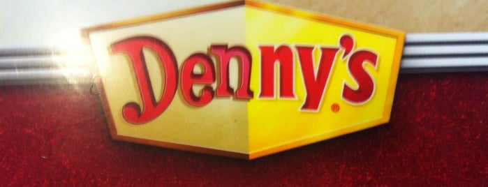 Denny's is one of Posti che sono piaciuti a Jerry.