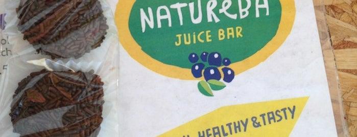 Natureba Juice Bar is one of Tempat yang Disimpan Anita.