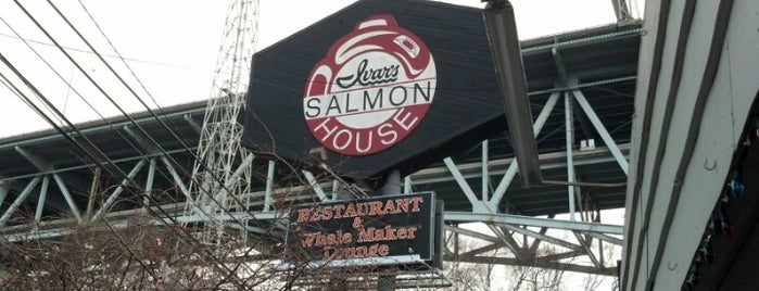 Ivars Fish Bar is one of Tourist in Seattle.