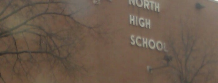 North High School is one of Twin Cities High Schools.