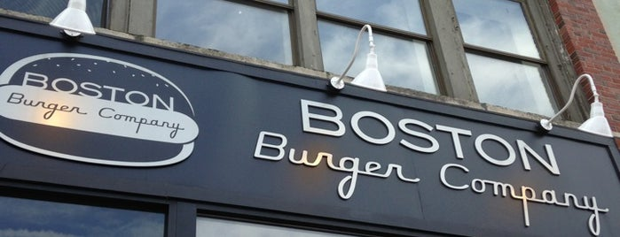Boston Burger Company is one of Boston, MA.