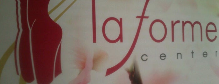 La Forme Center is one of Joy 님이 좋아한 장소.