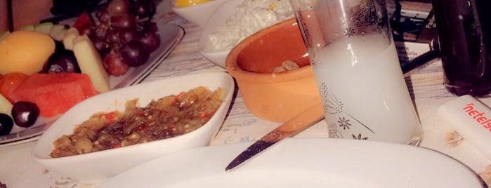 Cumbalı Ev Restaurant is one of Tempat yang Disukai Seda.