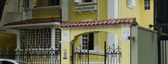 O Casarão is one of 🌆 SP - restaurantes (outros).