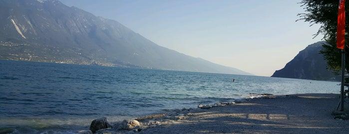 Spaggia Di Limone is one of Trips / Tuscany and Lake Garda.