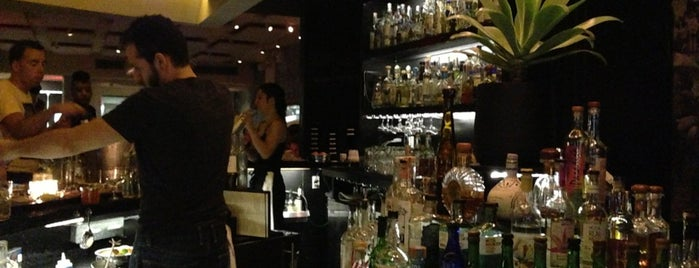 Empellón Cocina is one of Agave Bars & Restaurants Across The Globe.