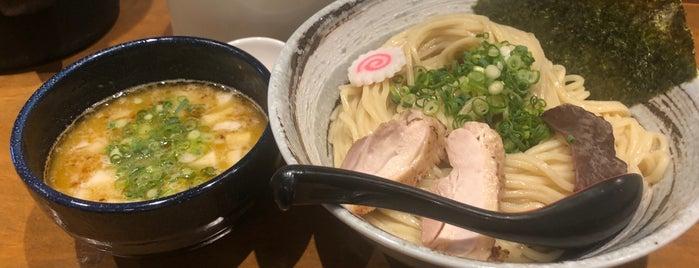 らぁめんシフク is one of 大人が行きたいうまい店2 福岡.